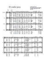 Téléchargez l'arrangement de la partition de perou-el-condor-pasa en PDF à quatre voix
