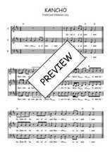 Téléchargez l'arrangement de la partition de Traditionnel-Kancho en PDF à trois voix