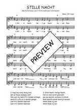 Téléchargez l'arrangement de la partition de Traditionnel-Stille-nacht-NL en PDF à deux voix