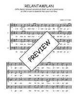 Téléchargez l'arrangement de la partition de Traditionnel-Relantamplan en PDF à quatre voix