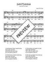 Téléchargez l'arrangement de la partition de chant-de-marin-santianna en PDF à deux voix