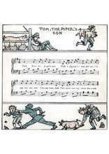 Tom, the piper's son Partition gratuite